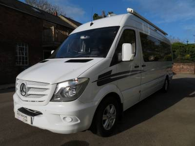 HR Multisport Mercedes Benz Sprinter