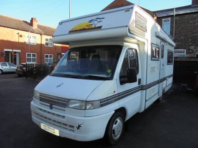 Elddis Autostratus CK Travelling Seats 6 Berth Motorhome For Sale