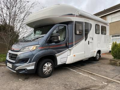 REDUCED - BARGAN - 2017 4 Berth Autotrail Imala 730 Motorhome for Sale