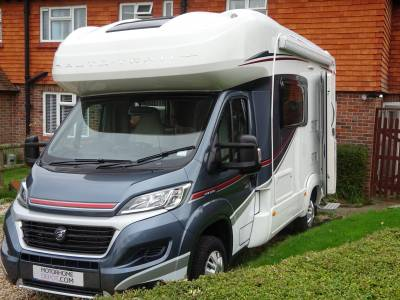 Autotrail Imala 615 Coach built low line very low mileage 2 berth 2 seat belts warranties still valid motorhome for sale