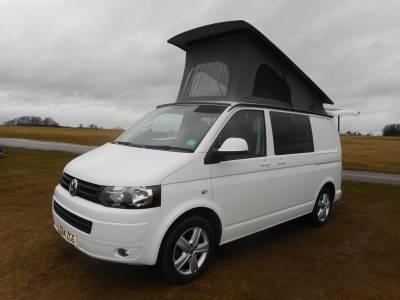 VW T5.1 SWB campervan