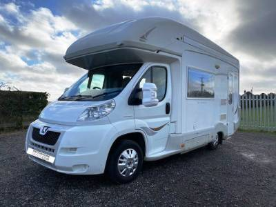 2007 4 Berth Auto Sleeper Sigma Motorhome For Sale