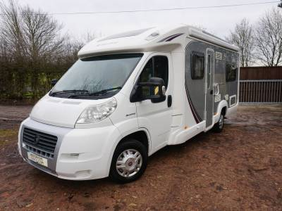 Swift Bolero 680FB 4 berth Rear Fixed Bed motorhome for sale