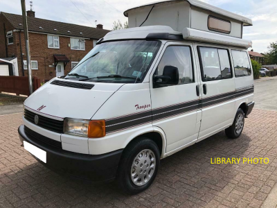 2000 Autosleeper Trooper 4 Berth Pop Top Camper Van For Sale