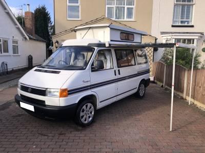 2000 Autosleeper Trooper 4 Berth Pop Top Camper Van For Sale