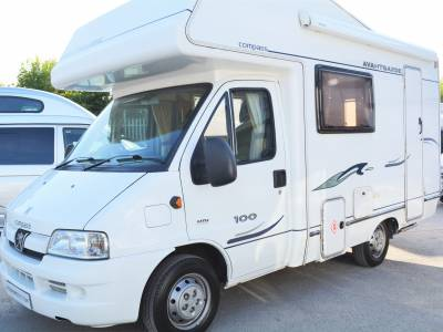2006 COMPASS AVANTGARDE 100