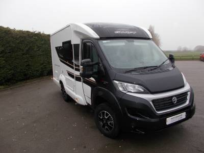 2019 Swift Bessacarr 512 2 Berth
