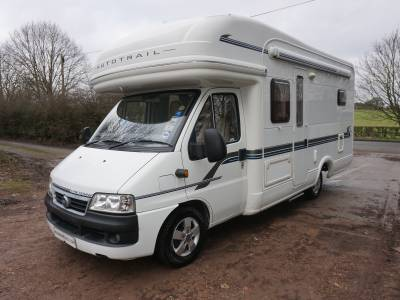 Autotrail Cheyenne 632SE Low profile 3-4 berth Rear Fixed Bed motorhome for sale