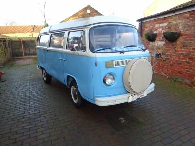 VW T2 1973 Classic Campervan For Sale