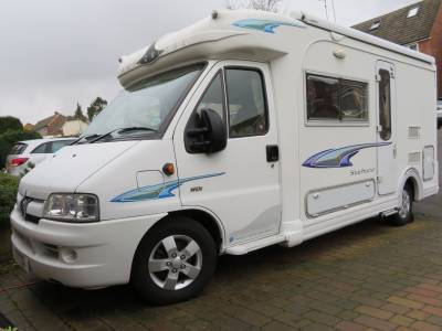 Autocruise Starburst 2 Berth Motorhome For Sale