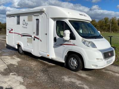 REDUCED 2007 4 Berth Rapido 783F Motorhome For Sale