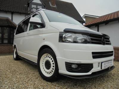 VW T5.1 TRANSPORTER CAMPERVAN