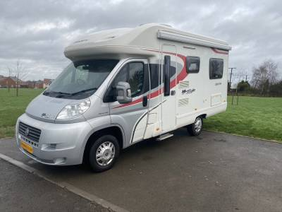 Swift Sundance 580PR - 2 Berth Motorhome For Sale