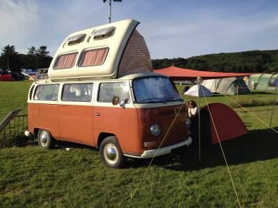 VW T2 early bay