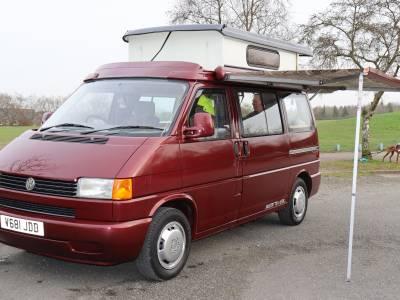 Auto-Sleeper Trooper Volkswagen Pop Top Camper For Sale