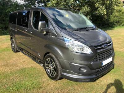 Ford Transit Custom 310 LWB