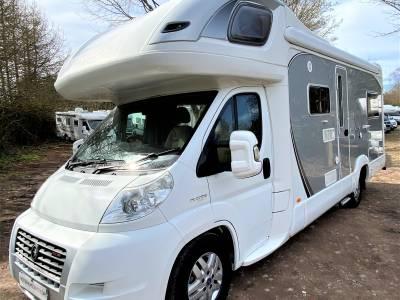 Swift Kontiki 645 5 berth Rear U Shaped Lounge motorhome for sale