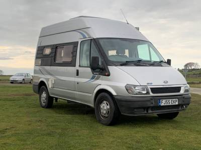 Auto-Sleepers Duetto AUTOMATIC Motorhome For Sale