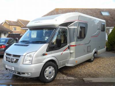 Hymer Eriba Emotion 632