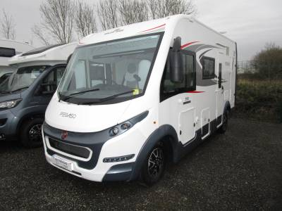 Roller Team Pegaso 590 Compact 4 Berth A Class Motorhome For Sale
