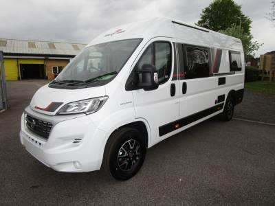 Roller Team Toleno S 2 Berth Rear Lounge Camper Van For Sale