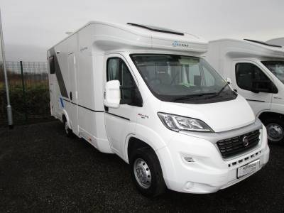 Adria Sun Living S70 SP Fixed Rear Bed 6 Berth Motorhome For Sale