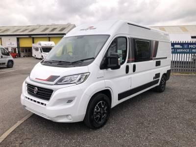 Roller Team Toleno R 4 Berth Rear Lounge Camper Van For Sale