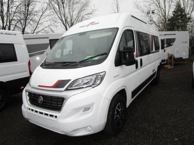 Roller Team Toleno L 2 Berth Rear Lounge Camper Van For Sale