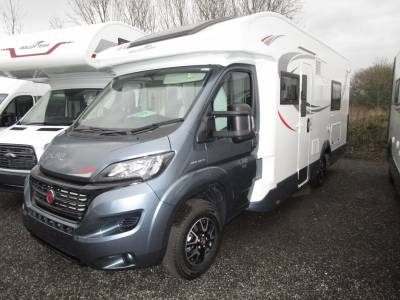Roller Team T Line 5 Berth Twin Single Bed Motorhome For Sale