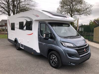 Roller Team T Line 785 5 Berth Twin Single Bed Motorhome For Sale