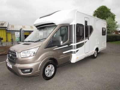 Autotrail Tribute F72 6 Berth Rear Lounge Motorhome For Sale REDUCED