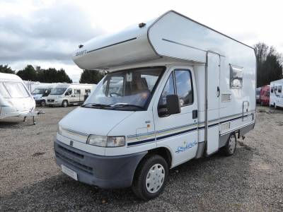 Swift Sundance 520 – 4 Berth Motorhome