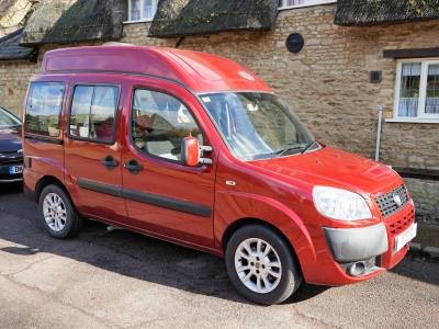 Fiat Doblo Dynamic 1.4