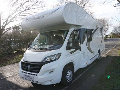 Chausson Flash C656 6/7 berth Rear Fixed Bunk bed motorhome for sale