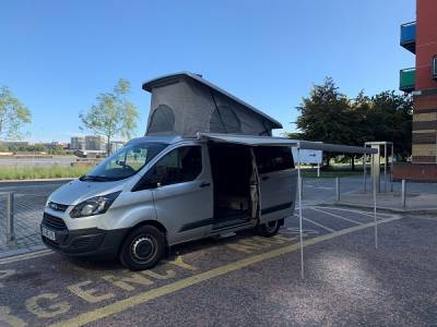Ford Wellhouse conversion