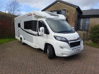 2015 Elddis Encore 275 - low mileage - immaculate condition - 2 berth - Large Washroom