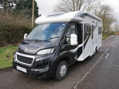 Bailey Approach Autograph 745 4 berth Rear Fixed bed motorhome for sale