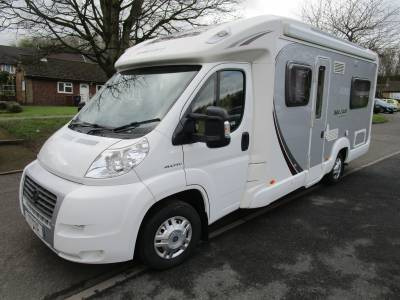 SWIFT BOLERO 680FB 4 BERTH FIXED FRENCH BED MOTORHOME 2007 FOR SALE