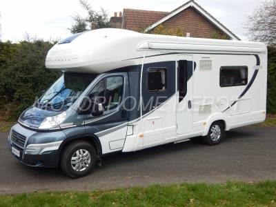 AUTO-TRAIL FRONTIER DAKOTA - 2013