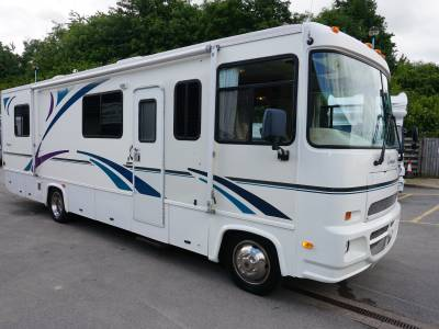 Gulfstream Conquest Automatic, 6 berth Rear fixed bed RV motorhome for sale