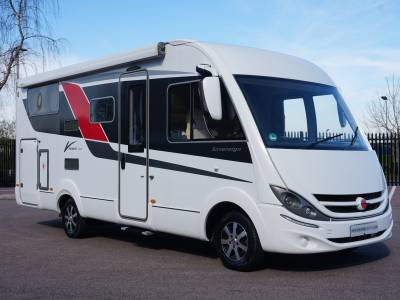 Burstner Viseo i690 G Sovereign A-Class 4 berth Rear Fixed bed motorhome for sale