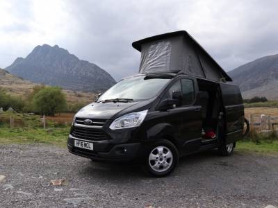 Ford Transit Custom Campers Conversion