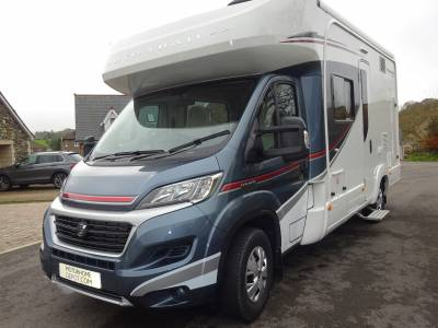 2017 Auto Trail Tracker RS - Immaculate - Only 5000 miles - Towbar - Low Road Fund Licence