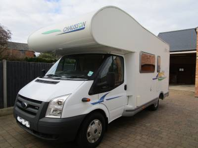CHAUSSON FLASH S3 6 BERTH MOTORHOME BUNK BEDS 6 TRAVELLING SEAT BELTS FOR SALE