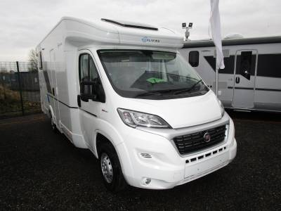 NEW Sun Living S 70 SP Fixed Rear Bed 6 Berth Motorhome For Sale