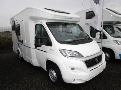 Sun Living S 60 SP Automatic Rear Fixed Bed 3 Berth Motorhome with Garage For Sale