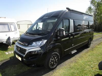 Elddis Evolution CV60 2 Berth Fixed Bed Van Conversion For Sale