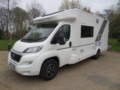 Adria Sun Living S70 DF Fixed Bed Low Profile  6 Berth Motorhome For Sale