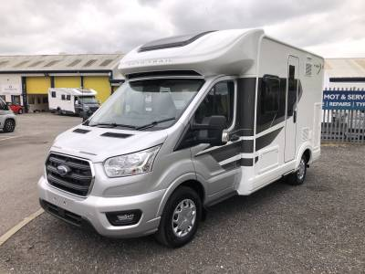 Auto Trail Tribute F60 Super Low Line 2 Berth Motorhome For Sale REDUSED