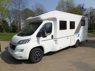 Sunliving S 75 SL 6 Bert Rear Fixed Bed Motorhome For Sale